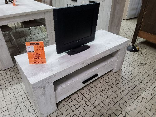 MEUBLE TV IBE 130CM NORDIC OAK