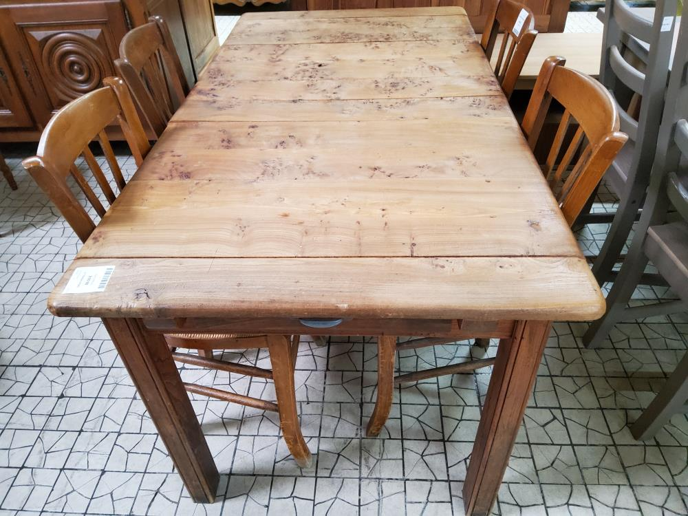 TABLE ORMEAU 1T