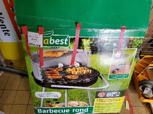 BARBECUE FLORABEST