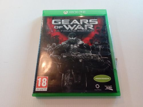 JEU XBOX ONE GEARS OF WAR