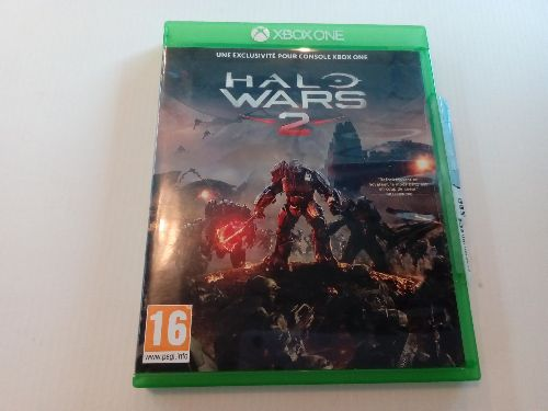 JEU XBOX ONE HALO WARS 2