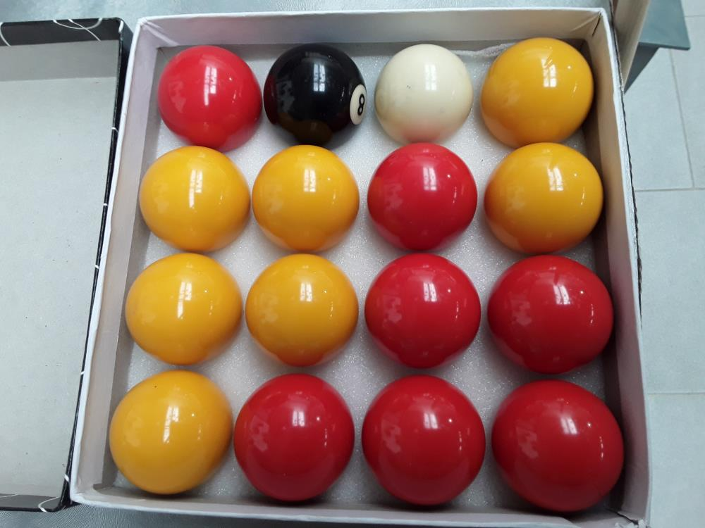 BOULES SNOOKER