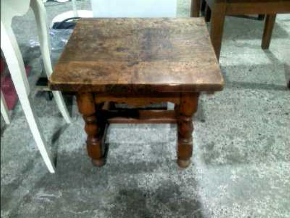 Table Basse Bois Occasion Troc Annecy