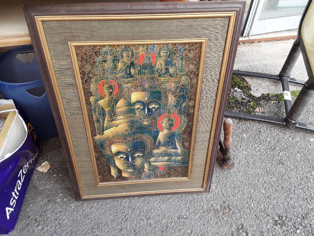 Cadre Deco Bouddha Occasion Troc Annecy
