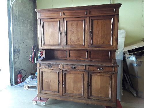 BUFFET ANCIEN LP CHENE