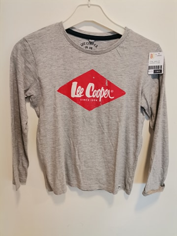 TS ML GRIS LEE COOPER 10 ANS