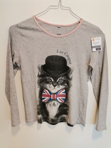 TS ML GRIS LEE COOPER CHAT 10 ANS